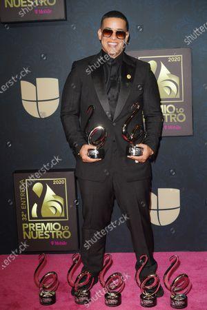 Stock Photo of Daddy Yankee