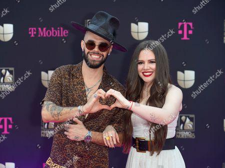 Jesse Huerta and Joy Huerta