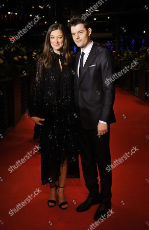 Stock Photo of Alexandra Maria Lara and Sam Riley