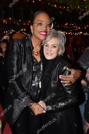 Aisha Tyler, Sharon Osbourne