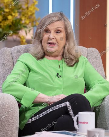 Editorial image of 'Lorraine' TV show, London, UK - 21 Feb 2020