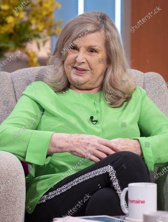 Editorial picture of 'Lorraine' TV show, London, UK - 21 Feb 2020