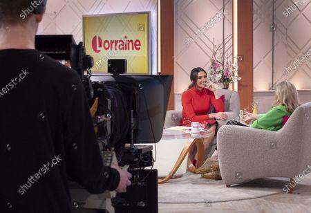 Editorial photo of 'Lorraine' TV show, London, UK - 21 Feb 2020