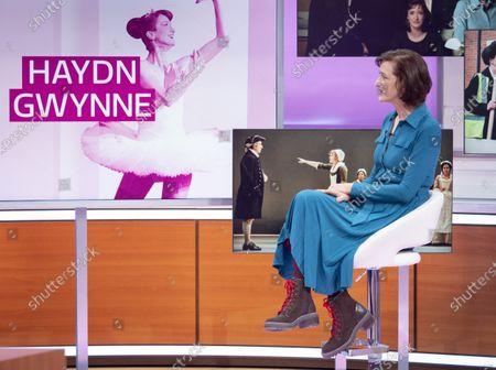 Haydn Gwynne