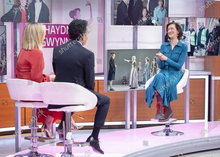 Editorial photo of 'Good Morning Britain' TV show, London, UK - 21 Feb 2020