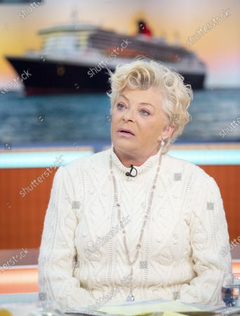 Editorial picture of 'Good Morning Britain' TV show, London, UK - 21 Feb 2020