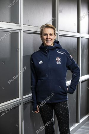Stock Image of Hockey player Alex Danson who has announced her retirement from the sport.