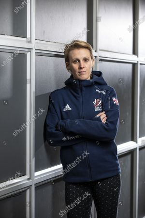 Stock Picture of Hockey player Alex Danson who has announced her retirement from the sport.