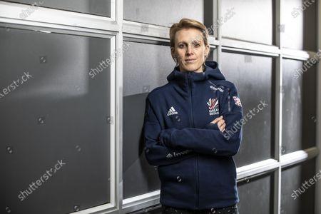 Editorial picture of Hockey player Alex Danson photoshoot, UK - 20 Feb 2020
