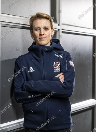 Stock Photo of Hockey player Alex Danson who has announced her retirement from the sport.