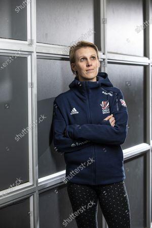 Editorial photo of Hockey player Alex Danson photoshoot, UK - 20 Feb 2020
