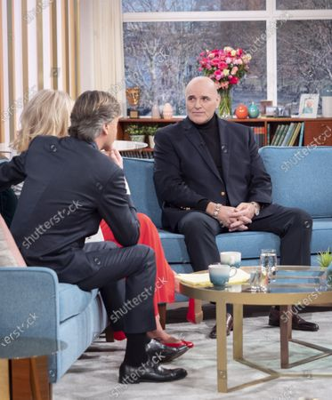 Editorial photo of 'This Morning' TV show, London, UK - 21 Feb 2020