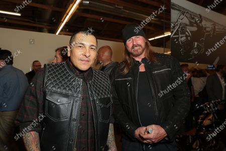 Editorial image of Easyriders 50th Anniversary Party, Los Angeles, USA - 20 Feb 2020