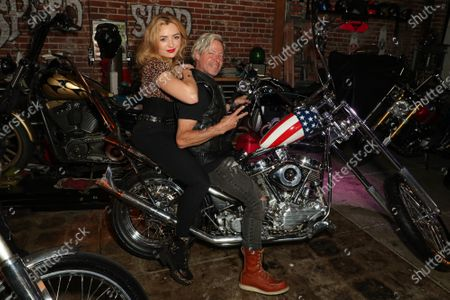 Editorial picture of Easyriders 50th Anniversary Party, Los Angeles, USA - 20 Feb 2020