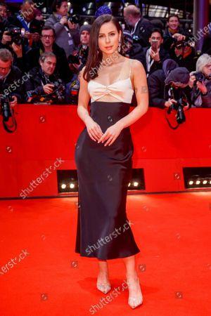Stock Photo of Lena Meyer-Landrut
