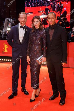 Editorial image of 'My Salinger Year' premiere and opening ceremony, 70th Berlin International Film Festival, Germany - 20 Feb 2020