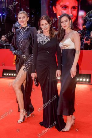 Editorial picture of 'My Salinger Year' premiere and opening ceremony, 70th Berlin International Film Festival, Germany - 20 Feb 2020