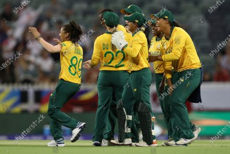 Editorial picture of England v South Africa, ICC Women's T20 World Cup, WACA stadium, Perth, Australia - 23 Feb 2020