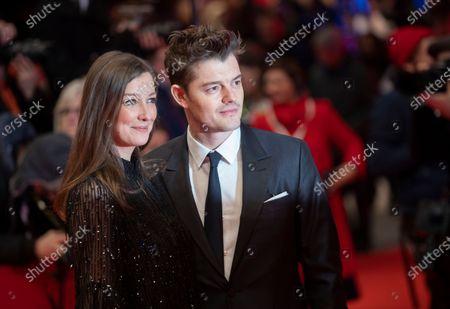 Alexandra Maria Lara and Sam Riley