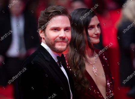 Stock Image of Felicitas Rombold and Daniel Bruhl