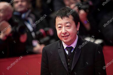 Stock Photo of Jia Zhangke