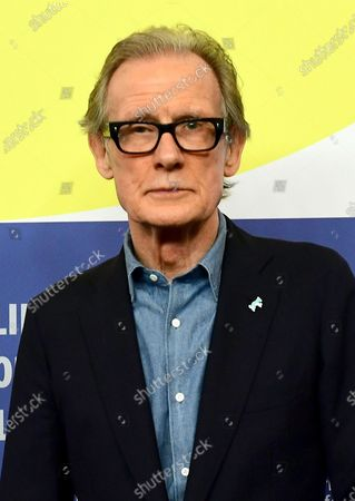 Bill Nighy attends the 'Minamata' press conference during the 70th annual Berlin International Film Festival (Berlinale), in Berlin, Germany, 21 February 2020. The movie is presented in the Berlinale Special section at the Berlinale that runs from 20 February to 01 March 2020.
