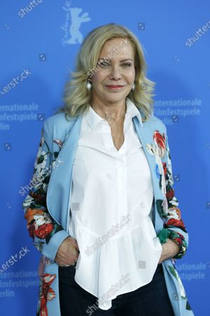 Cecilia Roth poses during the 'El Profugo' (The Intruder) photocall during the 70th annual Berlin International Film Festival (Berlinale), in Berlin, Germany, 21 February 2020. The movie is presented in the Official Competition at the Berlinale that runs from 20 February to 01 March 2020.