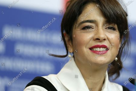 Erica Rivas attends the 'El Profugo' press conference during the 70th annual Berlin International Film Festival (Berlinale), in Berlin, Germany, 21 February 2020. The movie is presented in the Official Competition at the Berlinale that runs from 20 February to 01 March 2020.