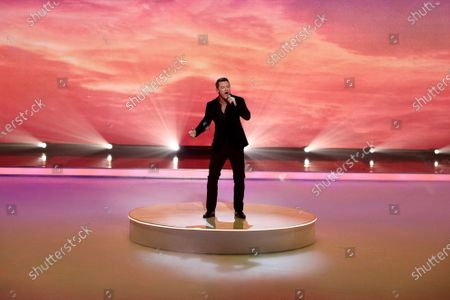 Show Me Heaven performed by Luke Evans
