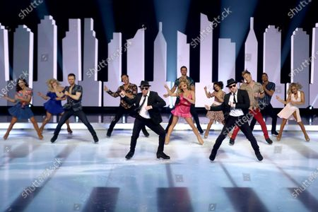 Movie Medley - Dan Whiston, Lukasz Rozycki and professional skaters