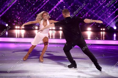 Editorial picture of 'Dancing On Ice' TV show, Series 12, Episode 8, Hertfordshire, UK - 23 Feb 2020