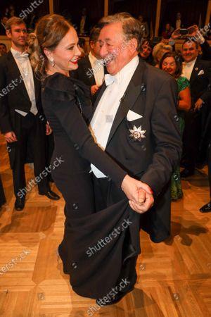 Editorial picture of 64th Vienna Opera Ball opening night, Austria - 20 Feb 2020