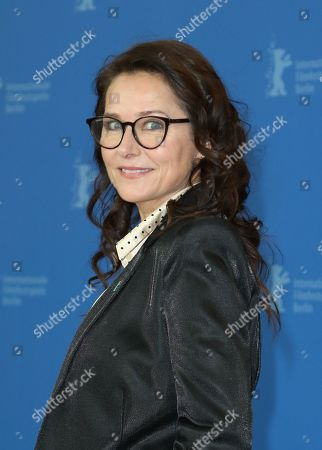 Stock Photo of Sidse Babett Knudsen