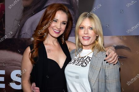Stock Picture of Sierra Boggess and Sherie Rene Scott