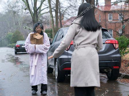 Cicely Tyson as Alice and Bresha Webb as Jasmine