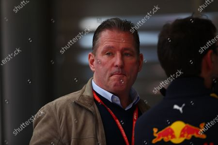 Jos Verstappen father of Max Verstappen