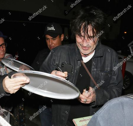 Stock Picture of Tommy Lee