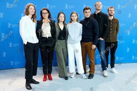 Editorial picture of Kod and Blod - Photocall - 70th Berlin Film Festival, Germany - 21 Feb 2020