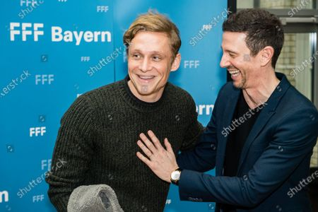 Editorial picture of FFF Bayern reception - Photocall - 70th Berlin Film Festival, Germany - 21 Feb 2020