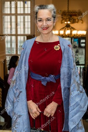 Stock Photo of Irina Wanka attends the 'FFF Bayern reception' during the 70th annual Berlin International Film Festival (Berlinale), in Berlin, Germany, 21 February 2020. The Berlinale runs from 20 February to 01 March 2020.