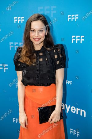 Mina Tander attends the 'FFF Bayern reception' during the 70th annual Berlin International Film Festival (Berlinale), in Berlin, Germany, 21 February 2020. The Berlinale runs from 20 February to 01 March 2020.