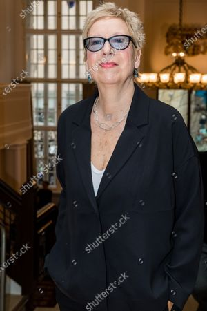 Doris Doerrie, attends the FFF Bayern reception' during the 70th annual Berlin International Film Festival (Berlinale), in Berlin, Germany, and the 21 February 2020. The Berlinale runs from 20 February to 01 March 2020.