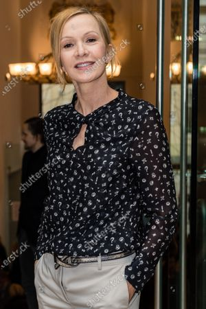 Stock Image of Katja Flint attends the 'FFF Bayern reception' during the 70th annual Berlin International Film Festival (Berlinale), in Berlin, Germany, 21 February 2020. The Berlinale runs from 20 February to 01 March 2020.