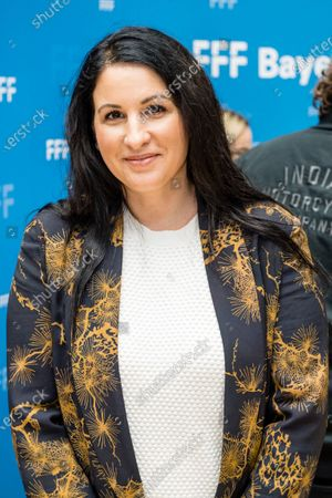 Minu Barati Fischer attends the 'FFF Bayern reception' during the 70th annual Berlin International Film Festival (Berlinale), in Berlin, Germany, 21 February 2020. The Berlinale runs from 20 February to 01 March 2020.