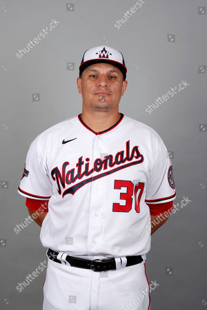 Editorial photo of Nationals 2020 Baseball, West Palm Beach, USA - 21 Feb 2020