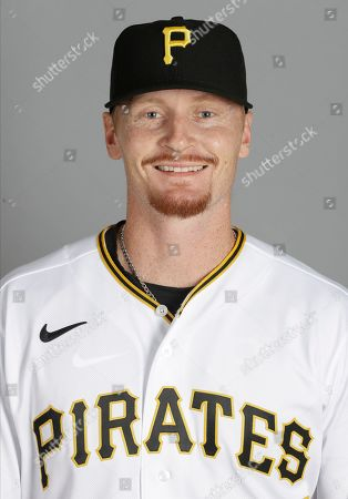 This is a 2020 photo of Pittsburgh Pirates' Sam Howard shown, in Bradenton, Fla. This photo represents the active roster on Feb. 19, 2020, when the photo was taken