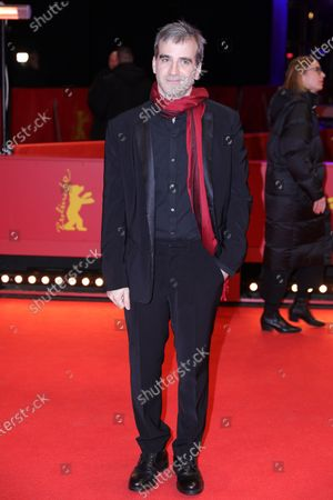 Daniel Hendler arrives for the premiere of 'El Profugo (The Intruder)' during the 70th annual Berlin International Film Festival (Berlinale), in Berlin, Germany, 21 February 2020. The movie is presented in the Official Competition at the Berlinale that runs from 20 February to 01 March 2020.