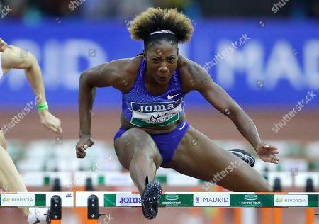 Editorial photo of Athletics World, Madrid, Spain - 21 Feb 2020