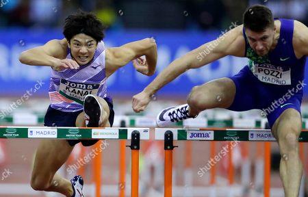 Editorial image of Athletics World, Madrid, Spain - 21 Feb 2020