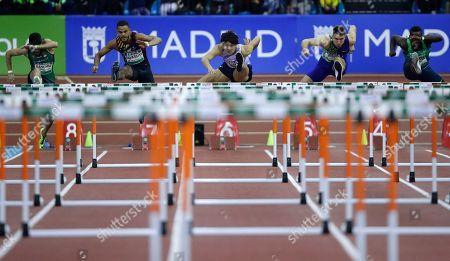 Editorial picture of Athletics World, Madrid, Spain - 21 Feb 2020